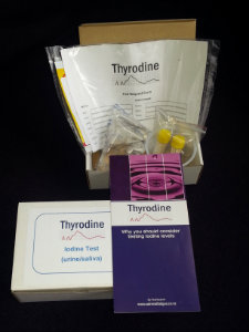 Thyrodine test kit(copy)(copy)