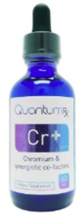 QuantumRX Cr+ Liquid Elemental Chromium