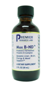 Max B-Natural Liquid B Vitamins