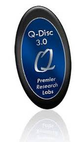 Q Disc 3.0 Cell Phone Harmoniser