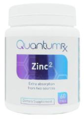 QuantumRX Zinc2 - 60 Capsules