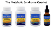 Metabolic Syndrome Quartet-Large