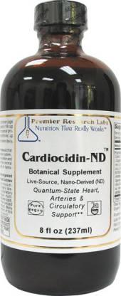 PRL Cardio - ND (formerly Cardiocidin-ND)