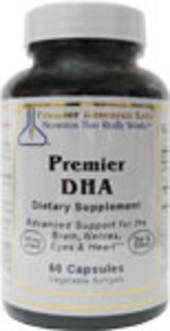 Premier DHA - Plant sourced Omega 3