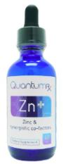 QuantumRX Zn+ Liquid Elemental Zinc